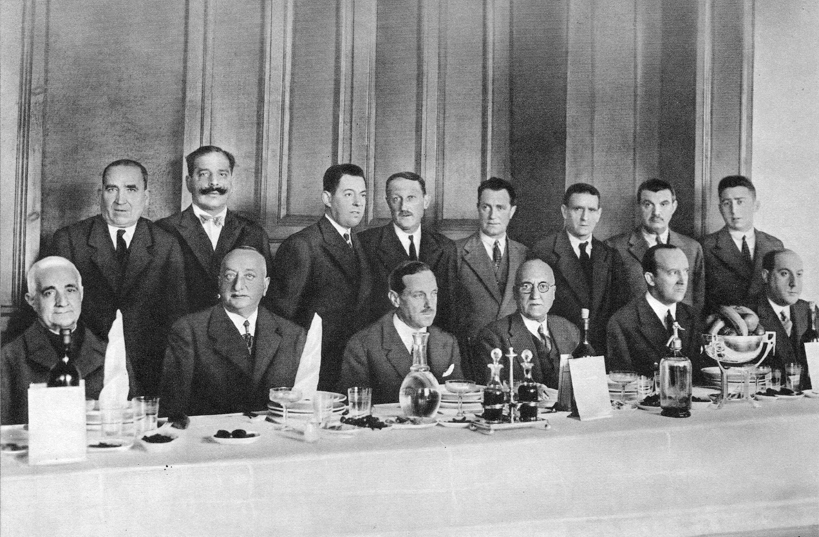 bodas plata mutuavenir 1930