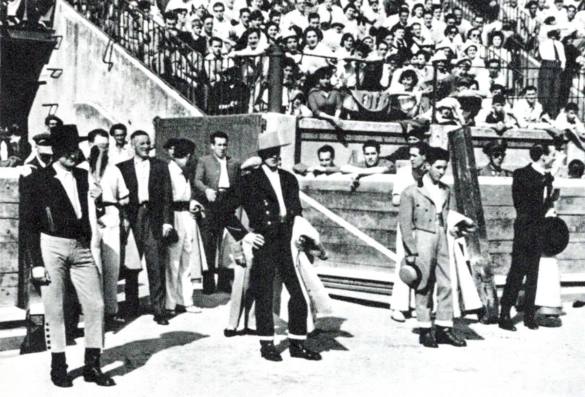 mutuavenir coro becerrada bodas de oro 1955