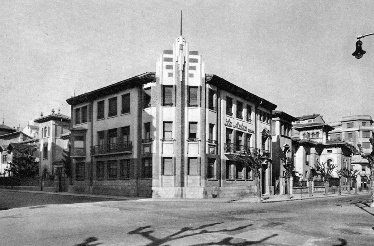 sede mutuavenir 1948